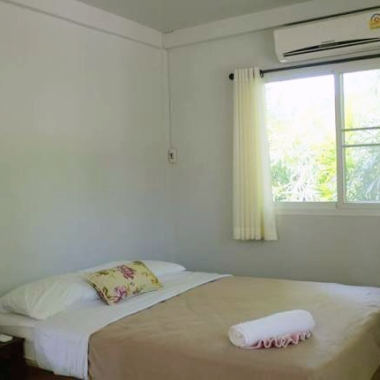 Studio 88 Artist Residency Bedroom, Chiangmai