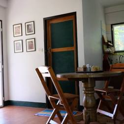 Studio 88 Artist Residency Kitchen Chiang Mai