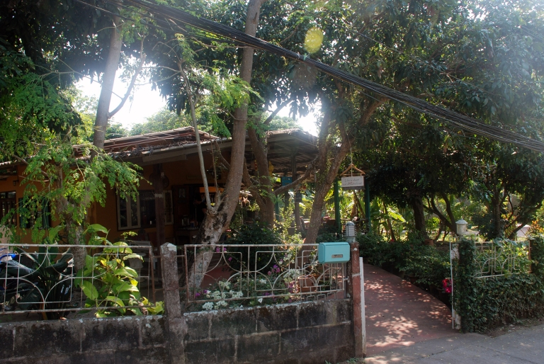 Yellow House coffee, Studio 88 Artist Residency Chiang Mai
