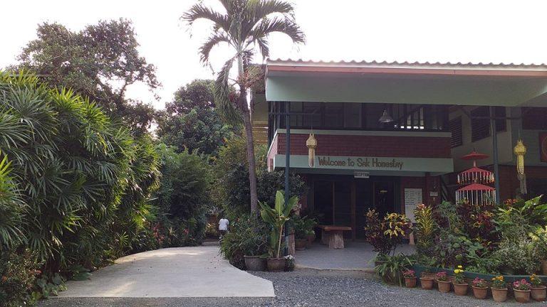 Studio 88 Artist Residency hosted by Sak Homestay, Chiangmai