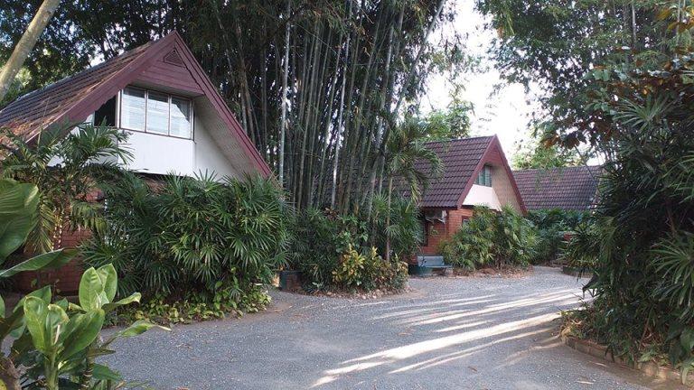 Studio 88 Artist Residency bungalows