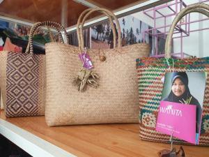 Products at Wanita shop