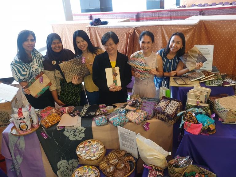 Wanita at Thailand Research Expo