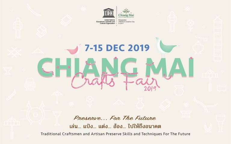 Chiangmai Craft Fair 2019